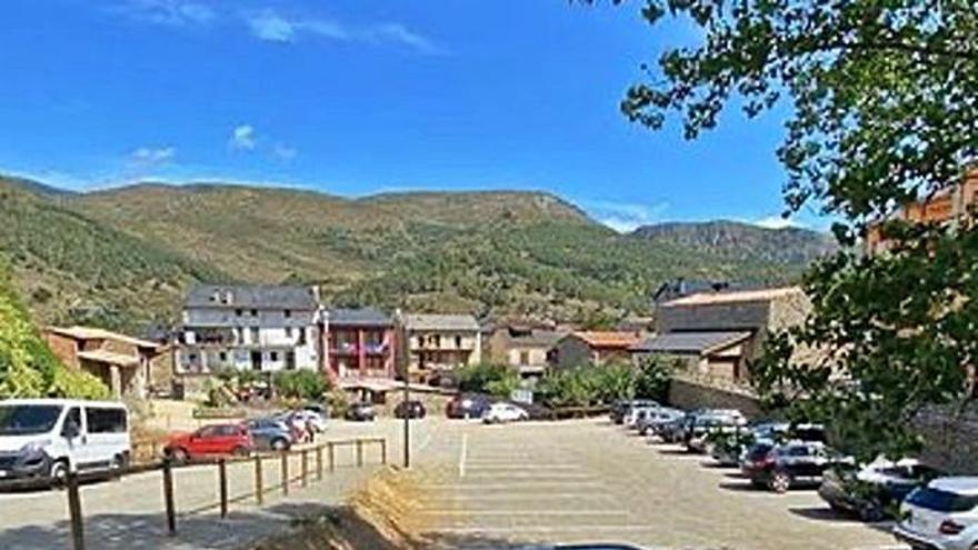 Bellver crea nous aparcaments al centre davant l'arribada del turisme