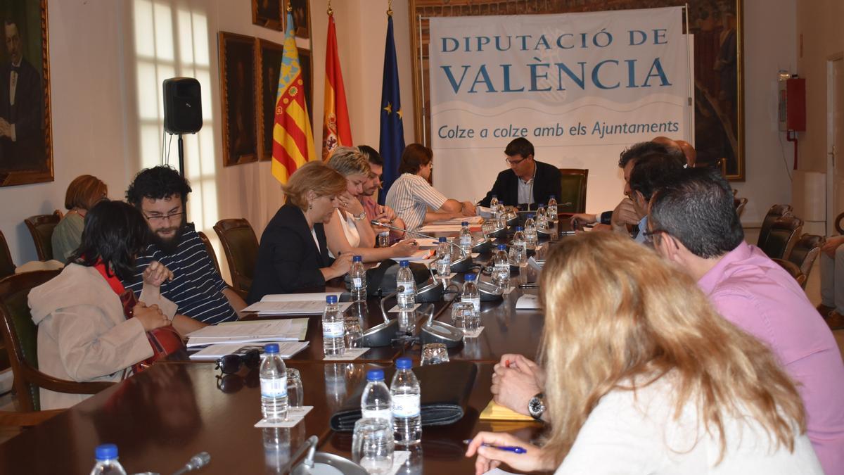 Consejo de administración de Divalterra.