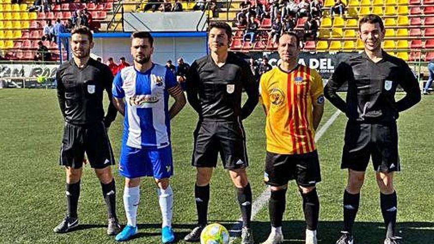 Un gol del Sant Andreu  en el temps afegit deixa  el Figueres sense premi