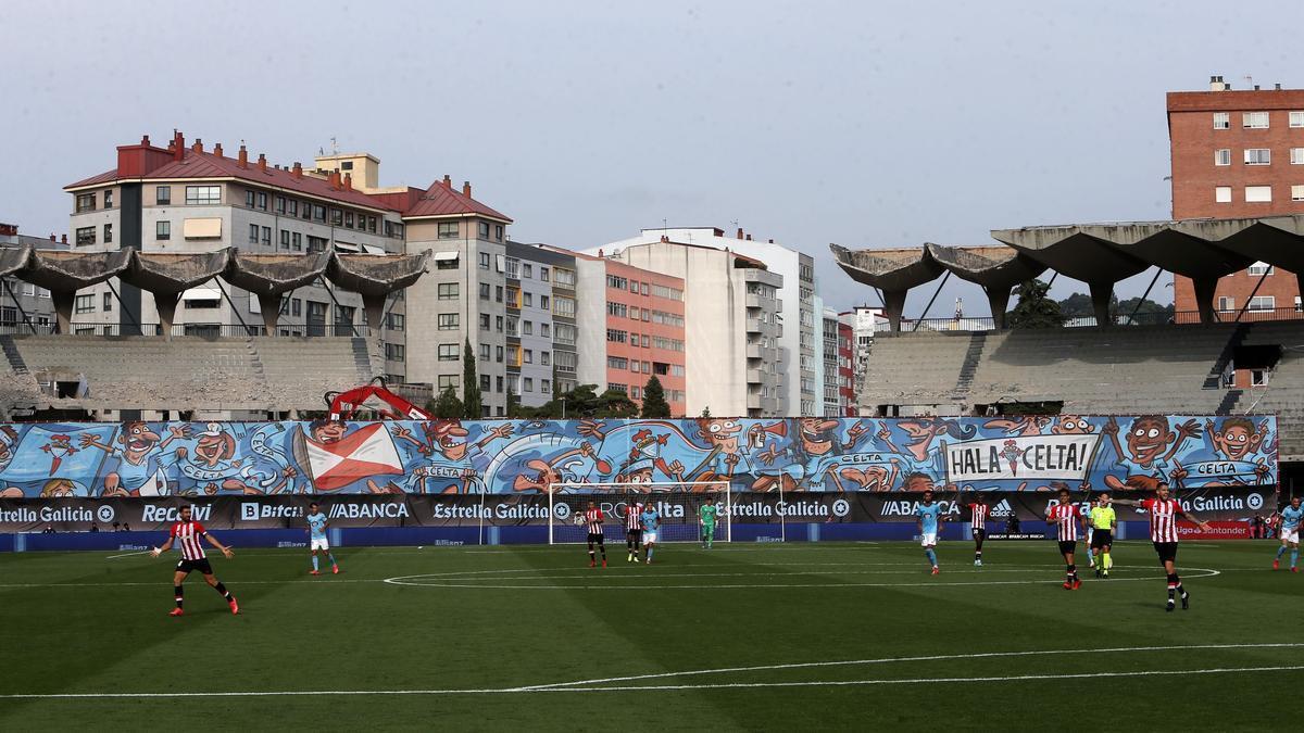 Las mejores imágenes del Celta - Athletic Club