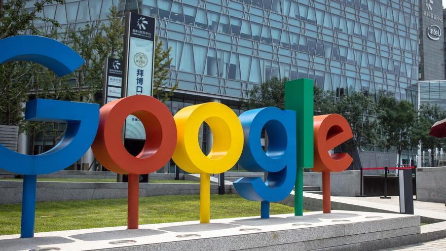 Alphabet, matriz de Google, gana un 17% más en 2020