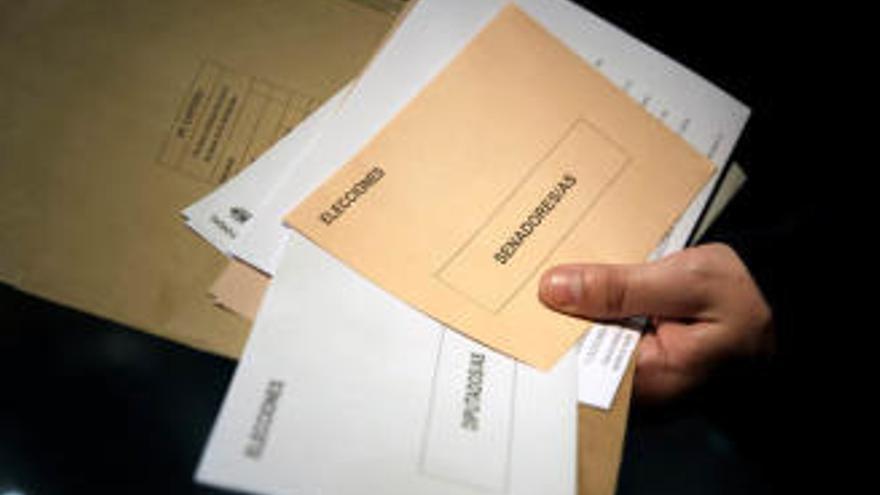 El voto en blanco se computa como válido.