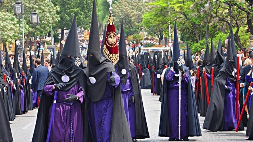 Detingut un gihadista que volia provocar una massacre a la Setmana Santa de Sevilla