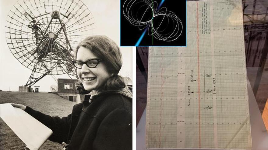 La astrofísica Jocelyn Bell