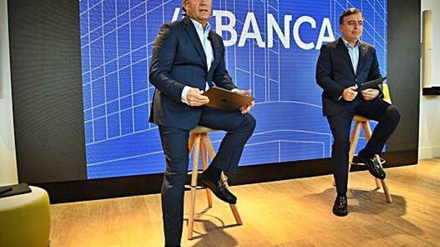 """Abanca consolida su """"posición de solvencia"""" al ganar 402 millones y 280.000 nuevos clientes"""