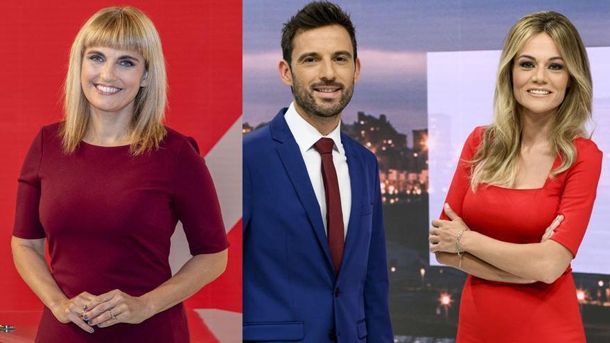 Telemadrid cesa a Lourdes Maldonado, Rocío Delgado y Manu Pérez como presentadores de informativos