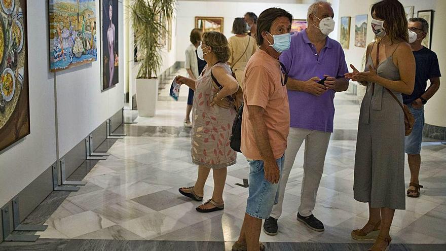 Exposición de Pintors i Escultors Xativins