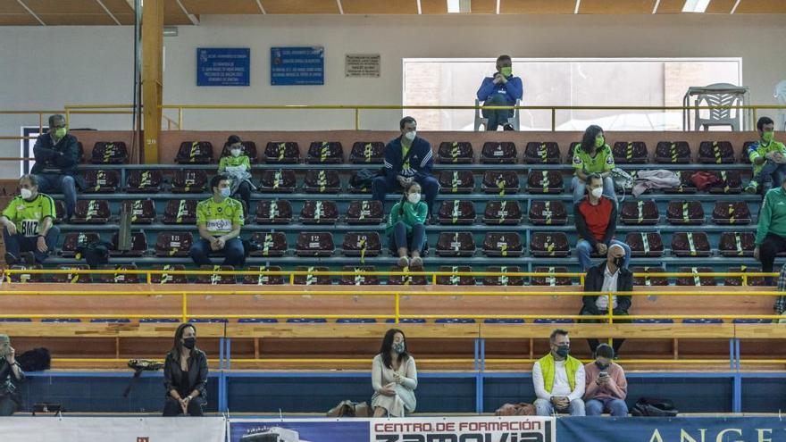 174 personas disfrutarán del Balonmano Zamora - Torrelavega