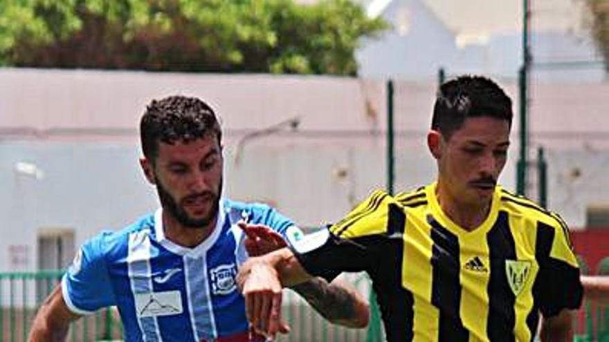 La derrota condena al Atlético Tacoronte al descenso
