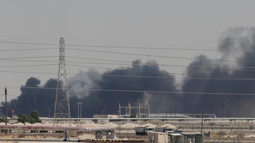 EE UU ofrece su petróleo a refinerías saudíes