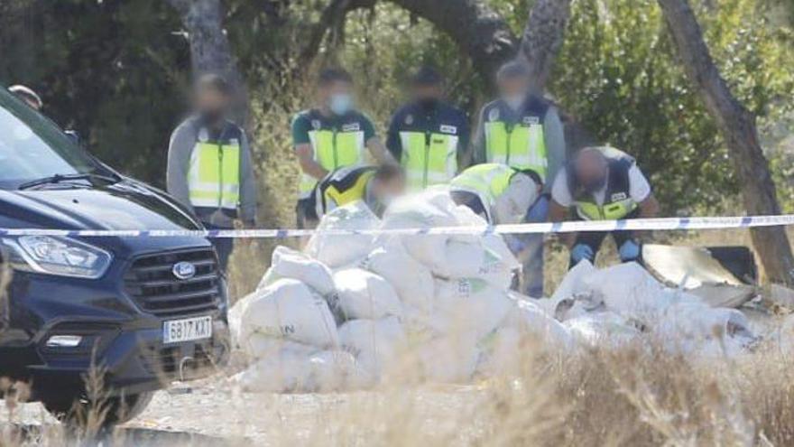 Hallan el cadáver en descomposición de un indigente en Alicante
