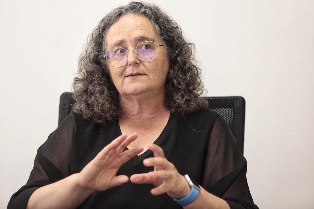 Entrevista a Ermitas Moreira