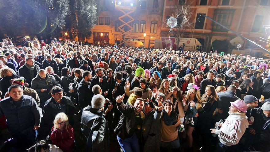 Palma suspende las campanadas de Nochevieja