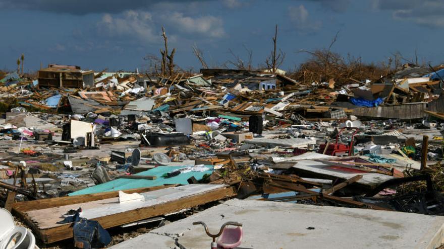 Unas 2.500 personas siguen desaparecidas tras el paso de 'Dorian' por Bahamas
