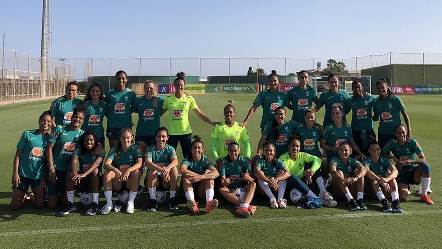 Iberdrola amplía a Brasil su compromiso con el deporte femenino y patrocina en exclusiva a su selección de fútbol