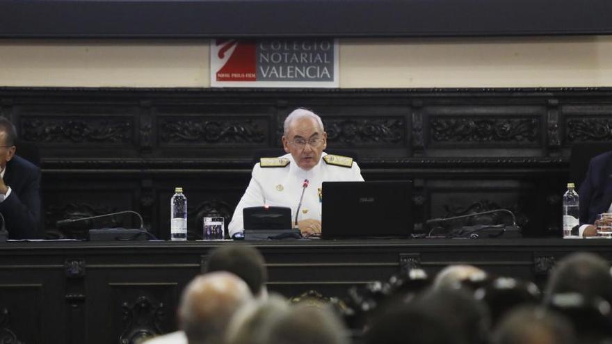 El Gobierno nombra JEMAD al almirante Teodoro López Calderón