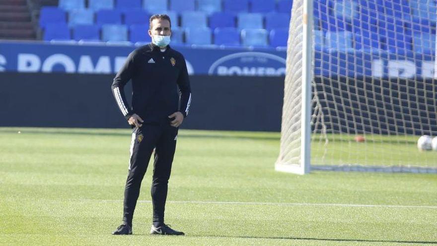 Rubén Baraja llama a la manada ante el Mallorca
