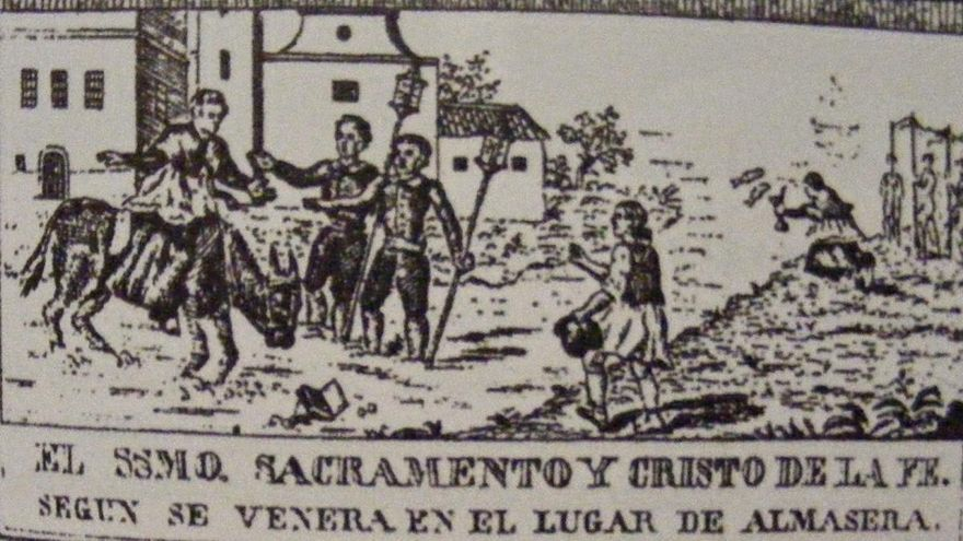 El milagro eucarístico acontecido en plena eclosión de la peste negra