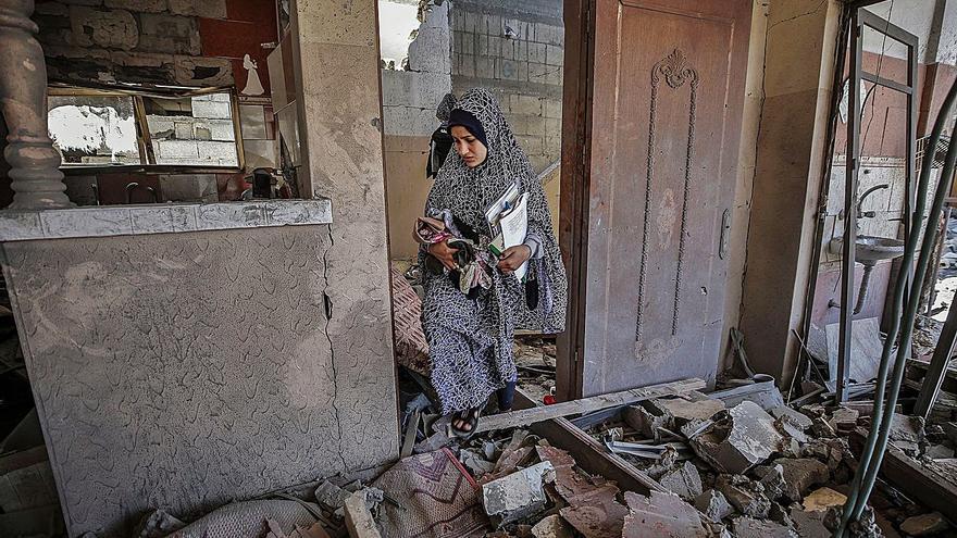 Israel llança una gran ofensiva per terra i aire sobre la franja de Gaza
