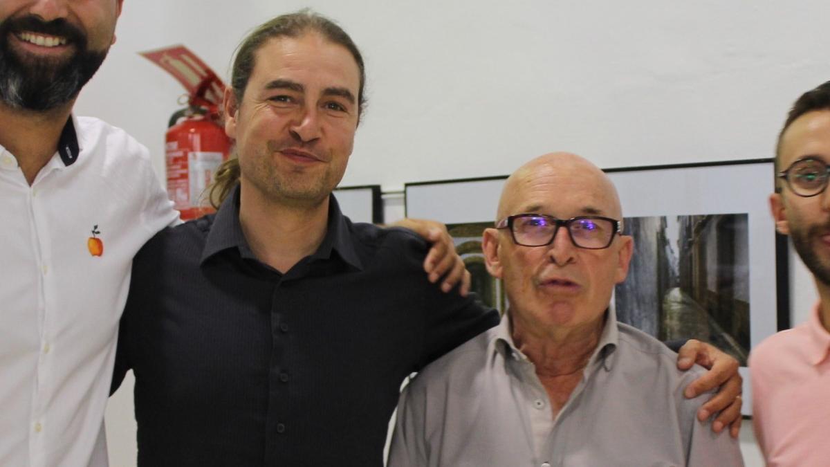 Los concejales declarados tránsfugas Héctor Morales y Alejandro Llobell