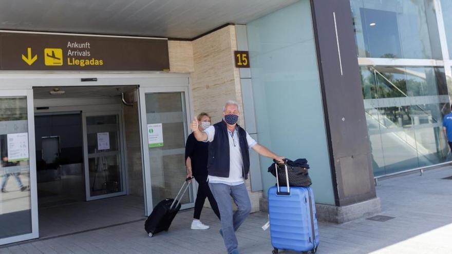 La llegada de turistas extranjeros a España se hundió un 87% en septiembre