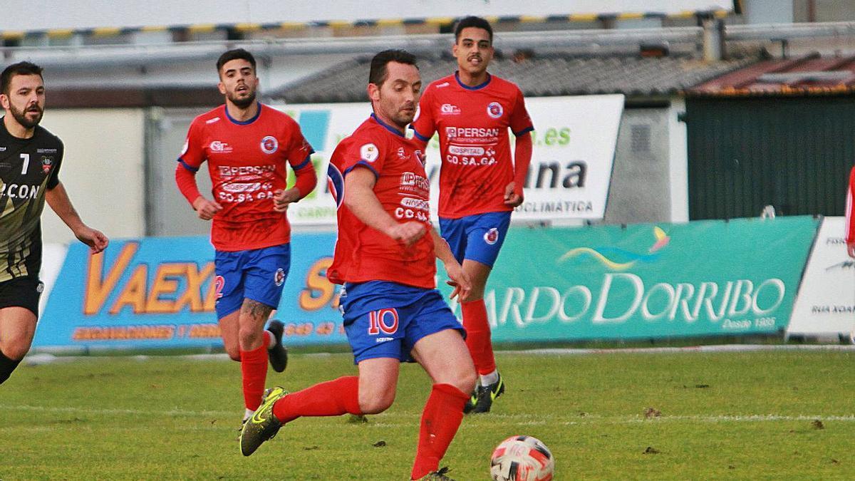 Rubén Durán tampoco continuará con la UD Ourense esta próxima temporada. |  // IÑAKI OSORIO