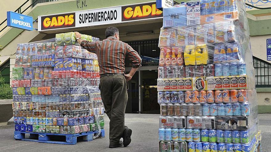 Gadisa explotará durante 30 años más el supermercado de San Agustín al ganar el concurso municipal