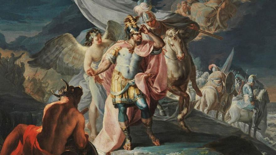 El Estado valoró en 18 millones el Goya que la Fundación Selgas vendió por 3,3 millones