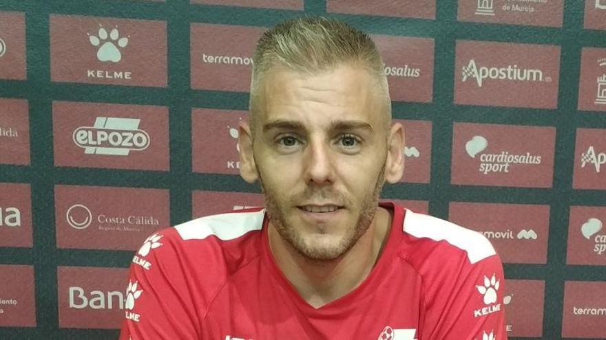 Miguelín no seguirá en ElPozo Murcia la próxima temporada