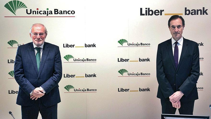 Liberbank y Unicaja se abren a incorporar más entidades a su fusión en el futuro