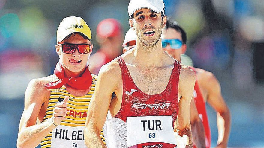 Marc Tur, atleta olímpico: «La vida me ha cambiado mucho desde los Juegos, ha sido un antes y un después»
