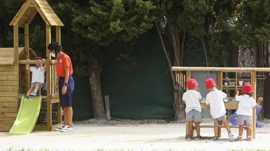 Ya se puede pedir el cheque infantil para niños de 2 a 3 años en Alicante