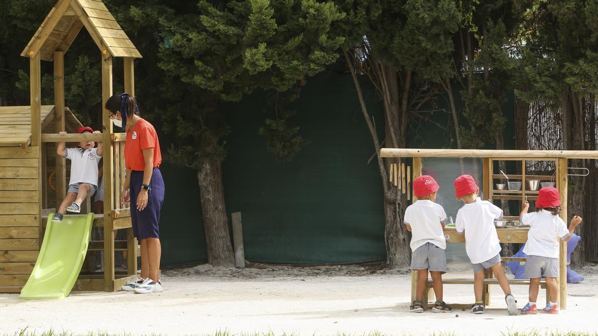 Escuela Infantil homologada en Alicante