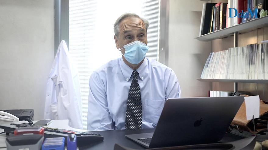Álvaro Merino: «El infarto es una enfermedad muy agradecida si te portas bien»