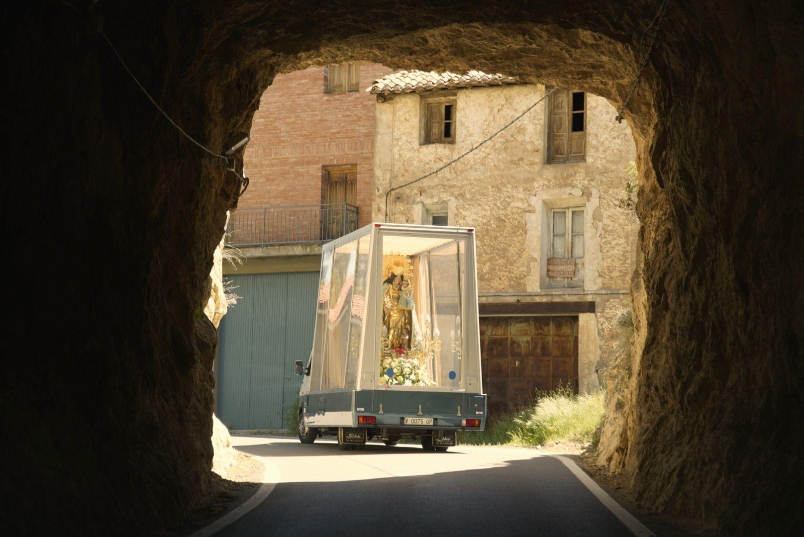 La Virgen de los Desamparados visita el Rincón de Ademuz