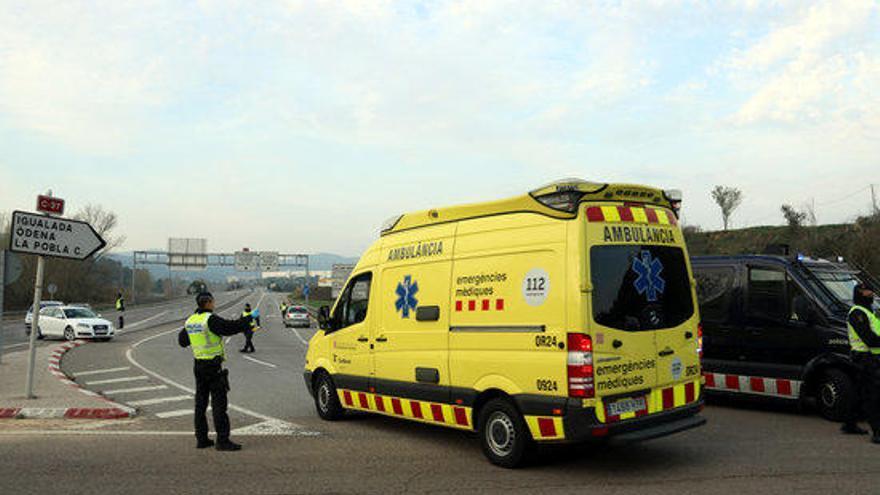 """Treballadors d'ambulàncies acusen TSC de """"fomentar la propagació de la pandèmia"""""""