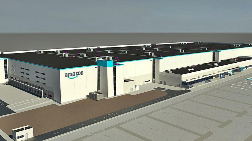 Así se verán los tres complejos logísticos que abren en 2022