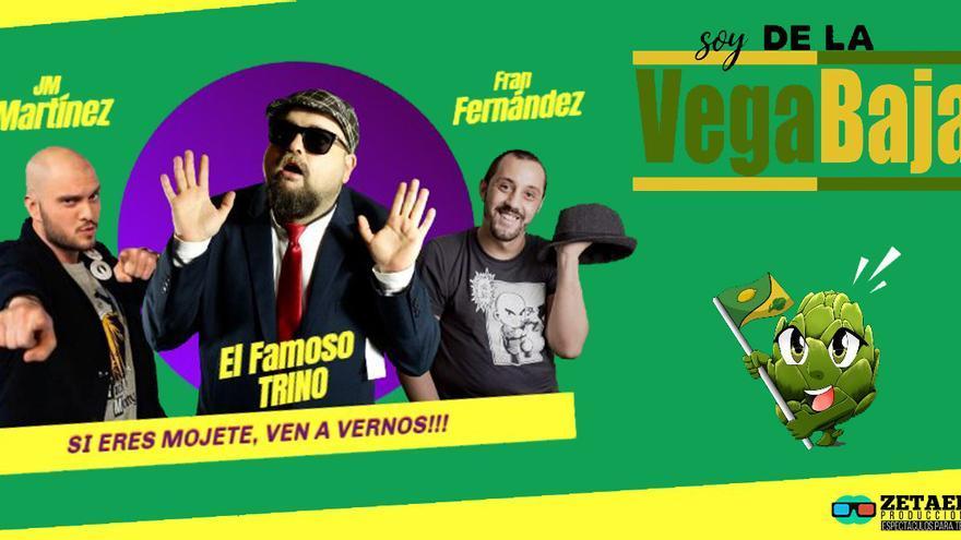 Vuelve el humor al Auditorio de Torrevieja con 'Soy de la Vega Baja'