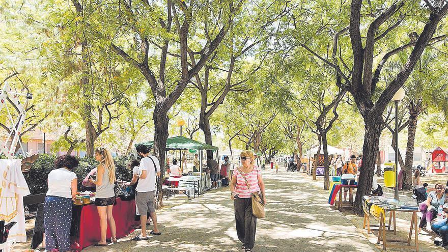 La reforma del Parc Manuel Granero, una realitat llargament esperada