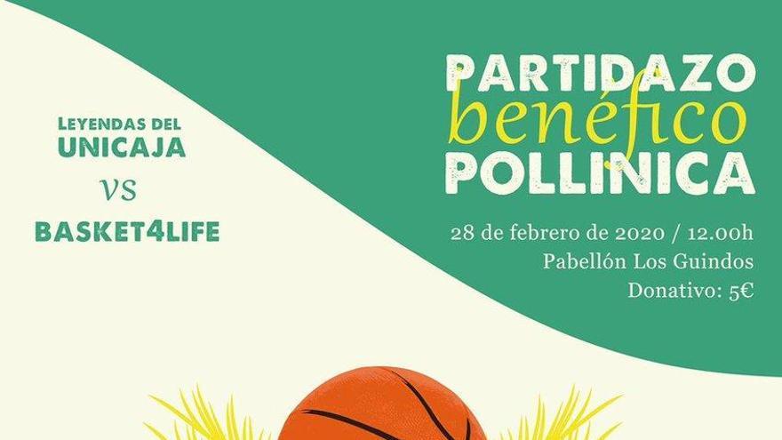 Los Guindos será una fiesta solidaria con el Trofeo Pollinica