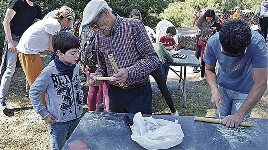 Más de 500 personas acuden a la XXXI edición de la Diada de Natura en Lloret