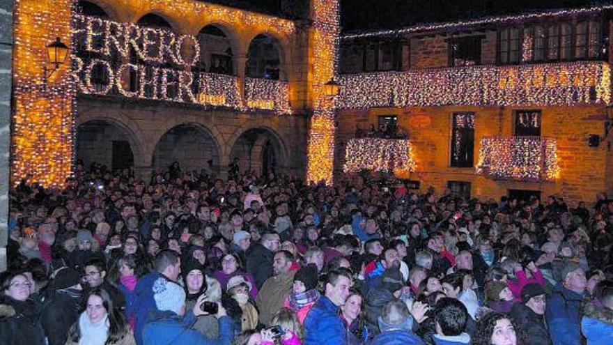 El Supremo archiva la denuncia sobre las luces de Navidad de Puebla de Sanabria