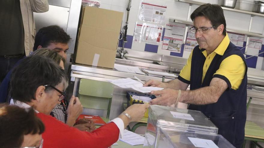 Las solicitudes para votar por correo caen un 30% en Zamora con respecto al 28A