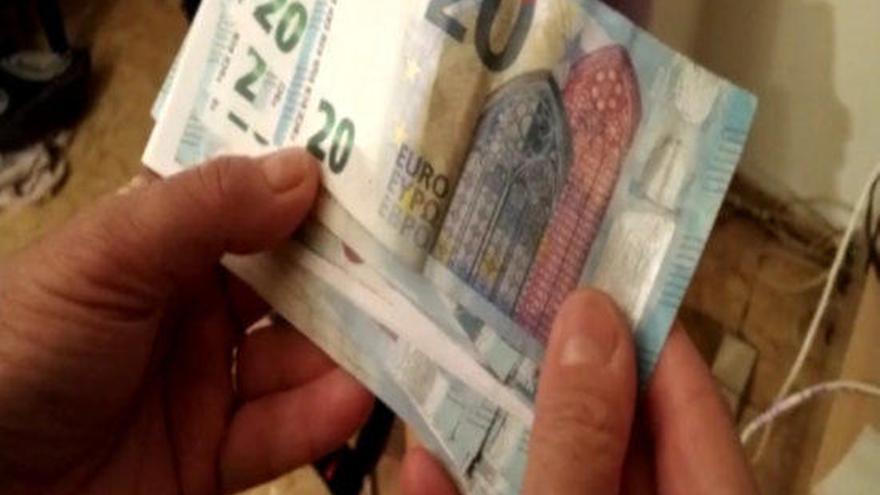 Els Mossos desarticulen tres laboratoris de falsificació de bitllets de 10 i 20 euros