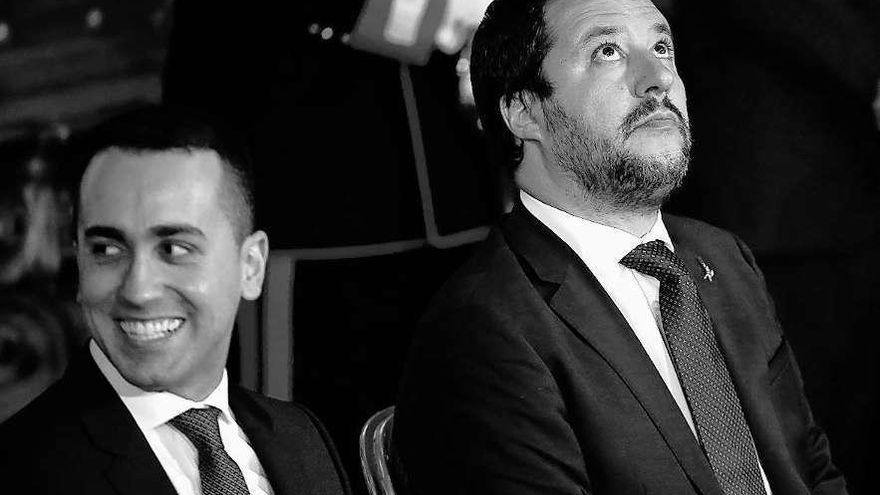 El líder de la Liga anuncia que su prioridad es expulsar de Italia a los inmigrantes