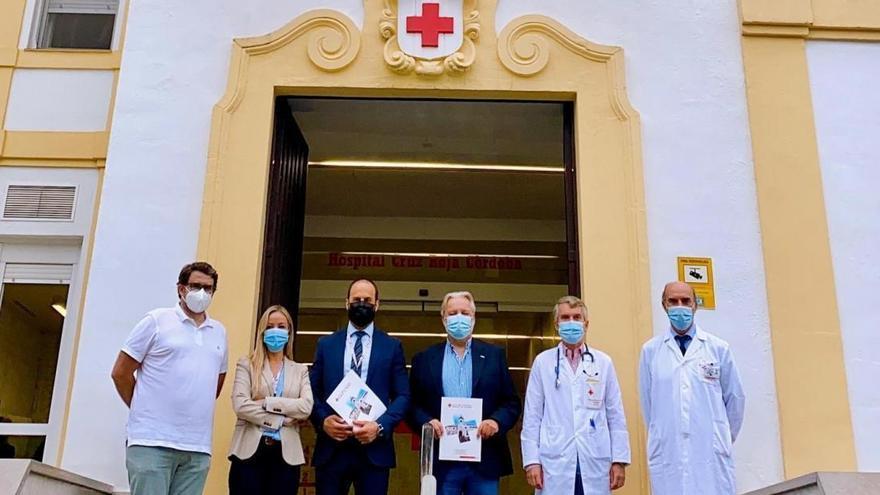 El Hospital Cruz Roja de Córdoba y Down Córdoba firman un acuerdo de colaboración para la asistencia médico-sanitaria