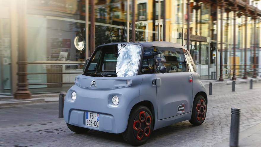Citroën Ami, Solución para la movilidad urbana