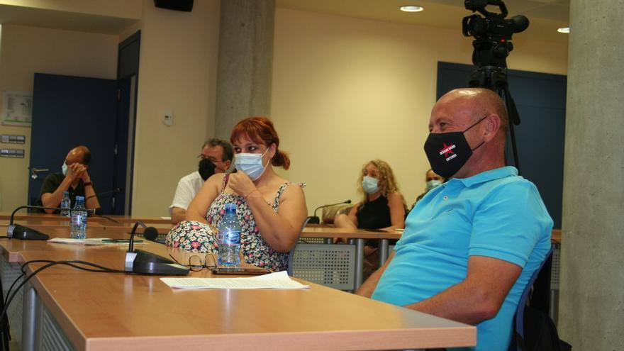 Alumnos de Bachillerato de Investigación de las pedanías de Lorca tienen dificultades para volver a casa