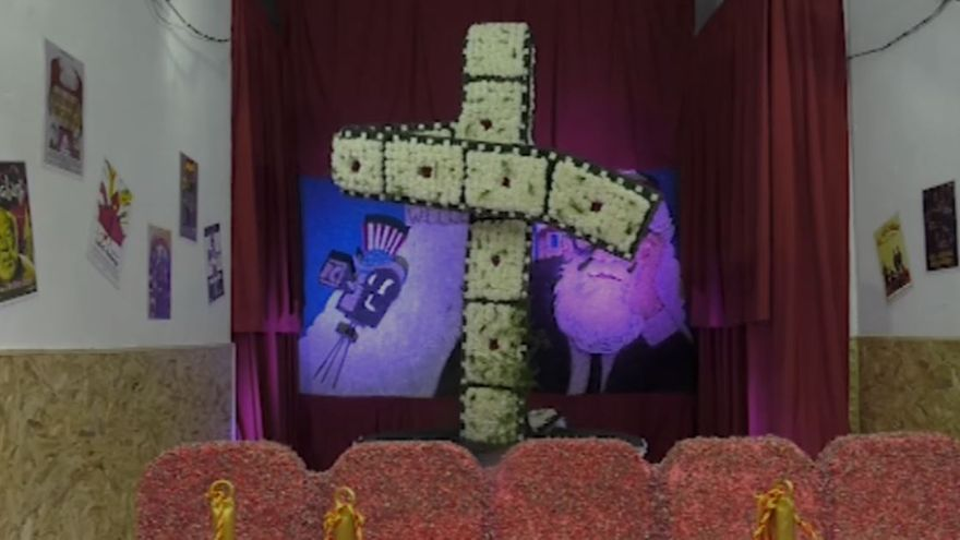 Berlanga protagoniza la mejor Cruz de Mayo de 2021