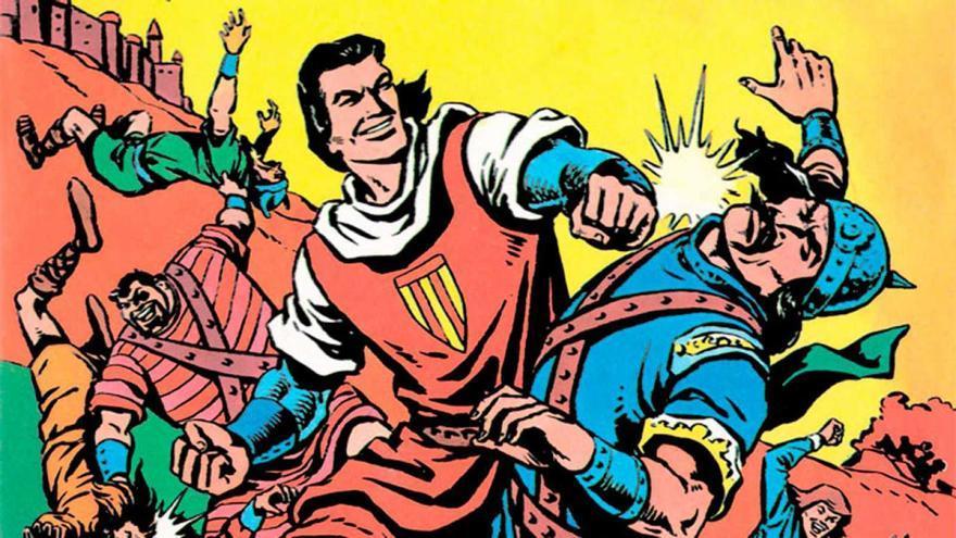 El mítico superhéroe que nació en Albuixech
